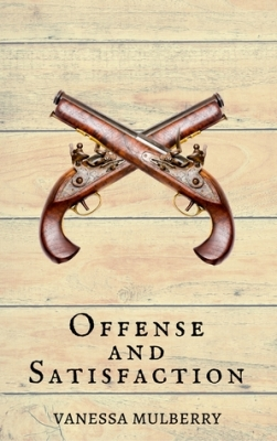 Book Cover Offense and Satisfaction by Vanessa Mulberry