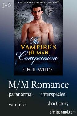 The-Vampire's-Human-Companio