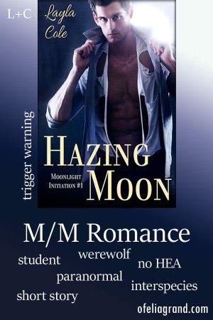 Hazing Moon