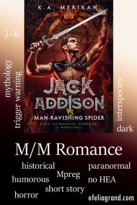 Jack Addison vs Man Ravishing Spider
