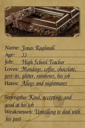 Jonas Raghnall