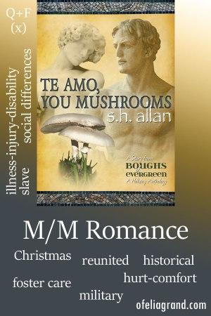 Te Amo, You Mushroom