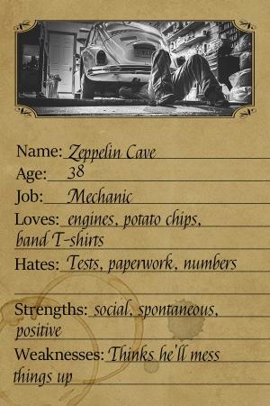 Zeppelin Cave
