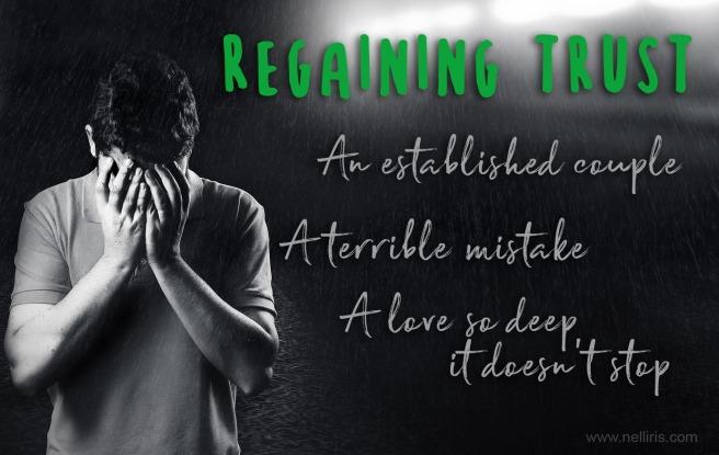 Regaining Trust banner