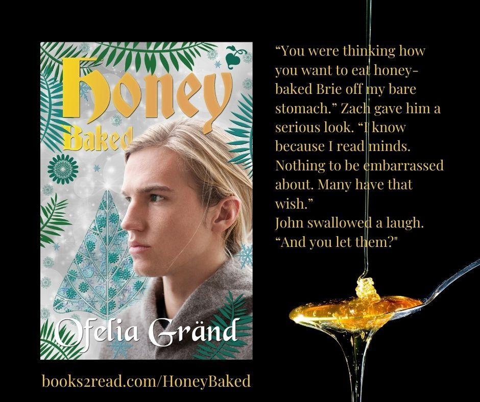 Honey baked honey