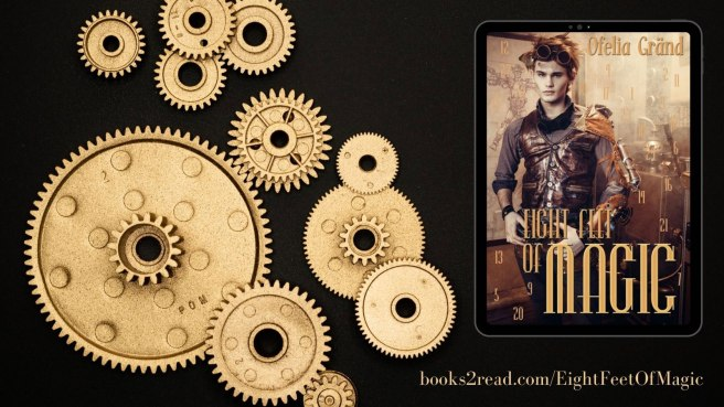 Steampunk-Eight