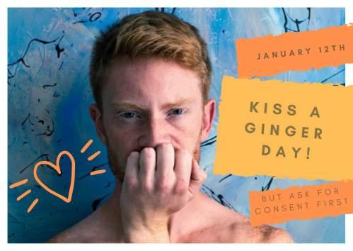 Kiss-a-Ginger