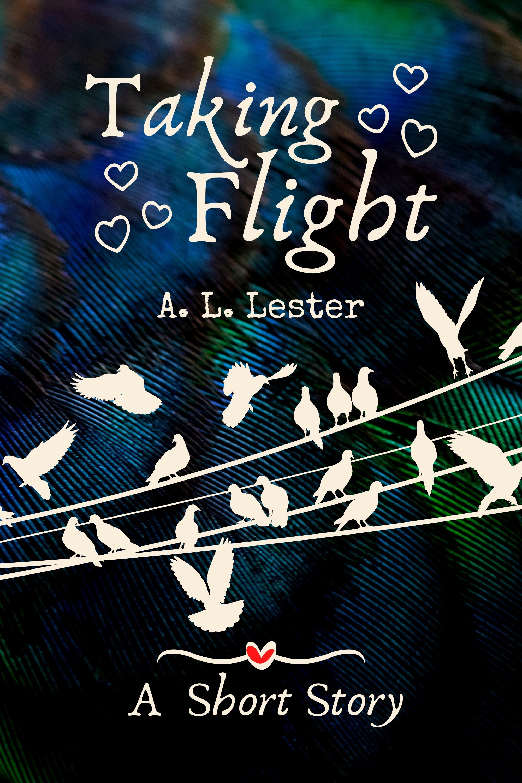 Cover Taking Flight