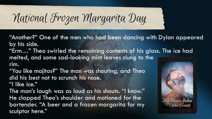 July 24 - Frozen Margarita