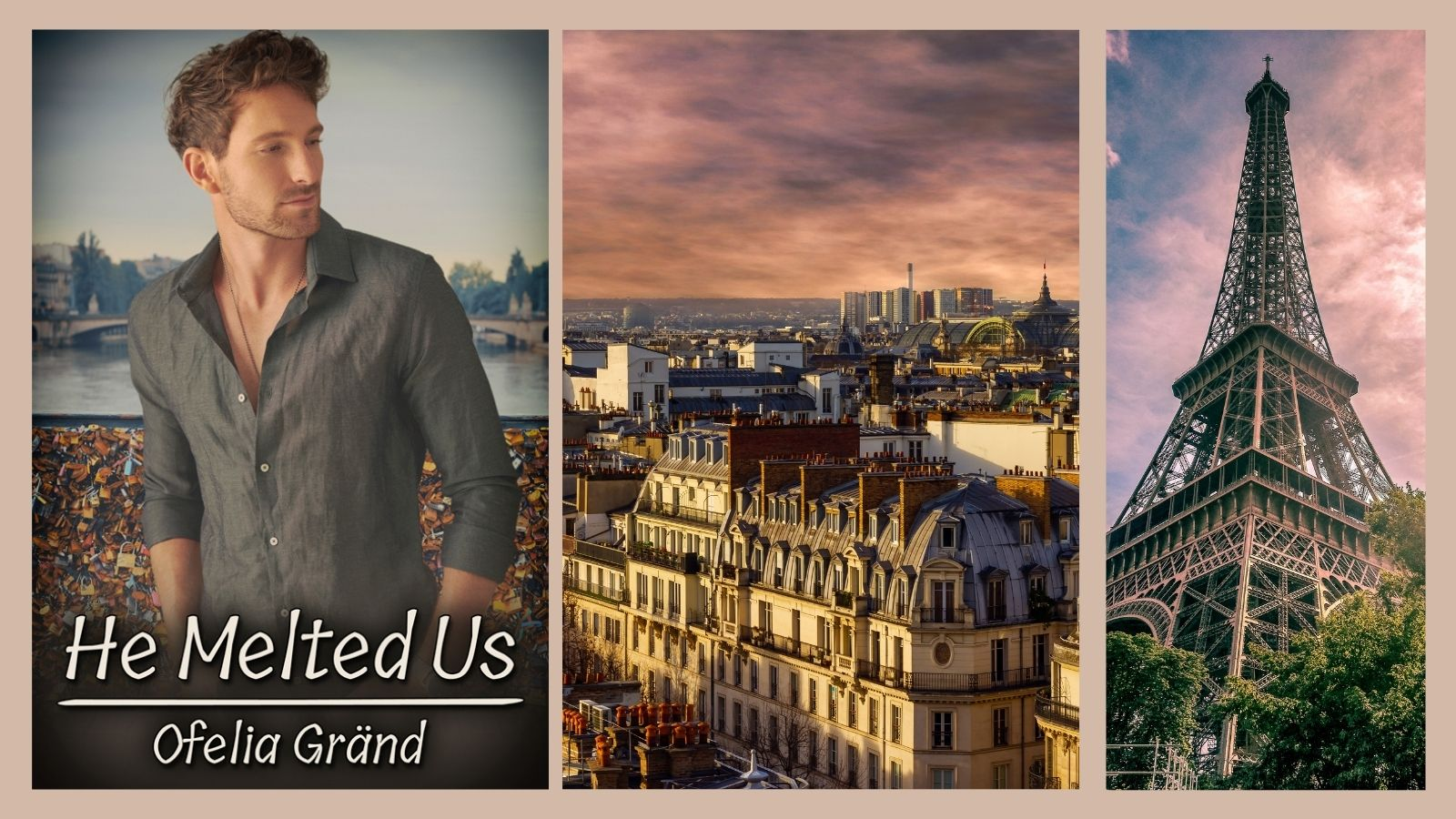 He Melted Us Paris