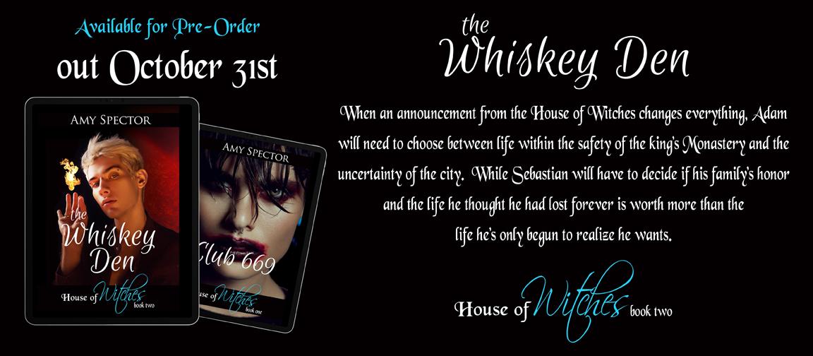 Whiskey Den Banner